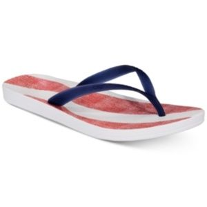Reef Womens Escape Lux Printed Thong Flip-Flops